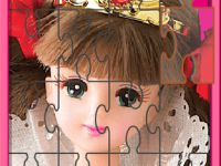 Barbie Prinzessin Puzzle