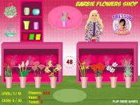 Barbies Blumenladen