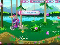Barbies Fahrradtour