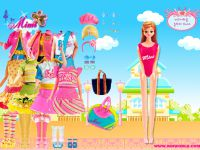 Barbie Einkleiden