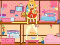 Barbies Zimmer gestallten