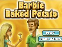 Kartoffeln Kochen mit Barbie