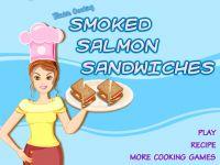 Sandwiches zubereiten mit Barbie