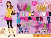 Barbie auf Skates