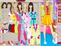 Barbie bei der Apotheke